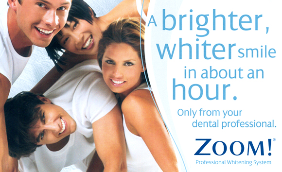 The Benefits of Zoom! Teeth Whitening